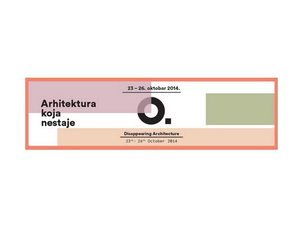 Arhitektura koja nestaje