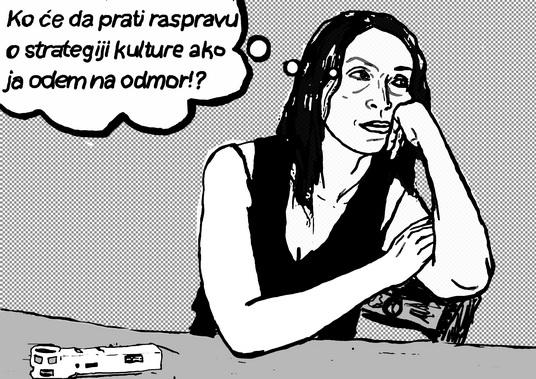 Dozivotna sloboda - godisnji odmor, Celobrdo, Vesna Milosavljevic