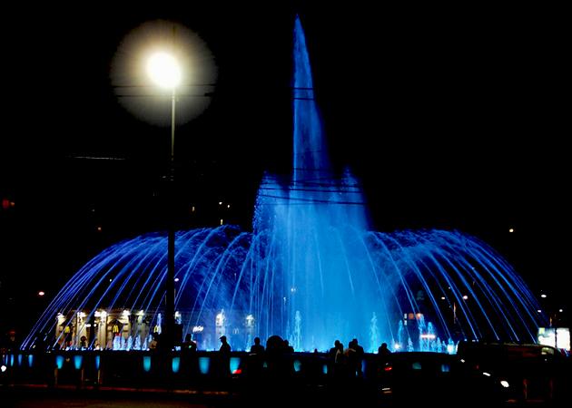 Fontana, Slavija, Beograd