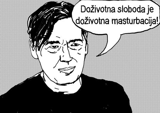 Zvonko Karanovic, Dozivotna sloboda, Celobrdo