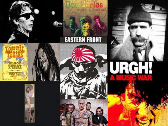 EASTERN FRONT, program 8-14. februar 2010.