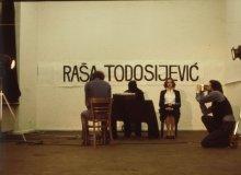 Raša Todosijević, Was ist Kunst?