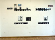 Zoran Popovic's solo exhibition 'Time Based Works', Artget Gallery, Belgrade Cultural Center, 2007