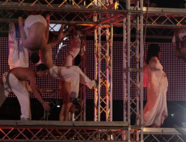Scenski spektakl 50. Ohridskog leta