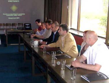Protokol o saradnji Narodnog pozorista i FDU