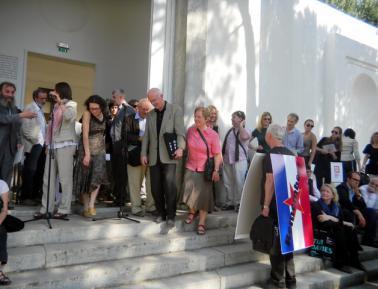 Otvaranje Paviljona Srbije