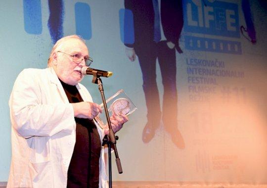 Otvoren 11. LIFFE, Šijanu nagrada Žika Pavlović