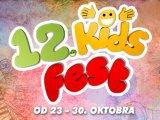 12. Kids fest sa 20 filmova