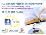 3. Festival pesnika s Fejsbuka