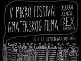 Peti Mikro festival u Rexu