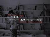Odabrani za Create in Residence