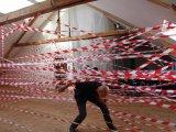 Instalacije i performans Dragana Vojvodića u Norveškoj