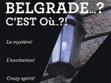 Beograd…? Gde je to?!