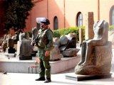 Vandalizam u muzeju u Kairu