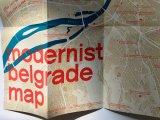 Modernistička mapa Beograda