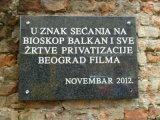 Spomen-ploča Balkanu