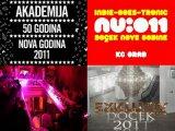 Žurke za doček u Beogradu