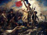 Oštećena Sloboda Delakroe