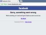 Kad Fejsbuk zataji...