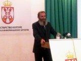Izveštaj Ministarstva kulture