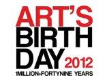 1000049. rođendan umetnosti
