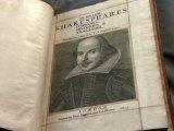 Pronađen redak primerak sabranih dela Šekspira