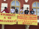 Studenti BU zauzeli Rektorat
