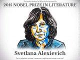 Svetlani Aleksijevič Nobelova nagrada za književnost
