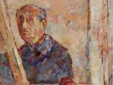 Celebonovic, autoportret, SANU