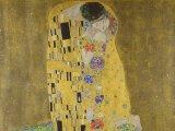 Gustav Klimt, Poljubac