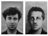 Radenko Milak, Chaplin i Princip 1914.