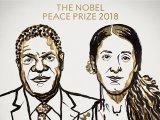 Nobelova nagrada za mir, 2018