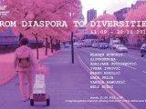 Od dijaspore do razlicitosti, Cetinje