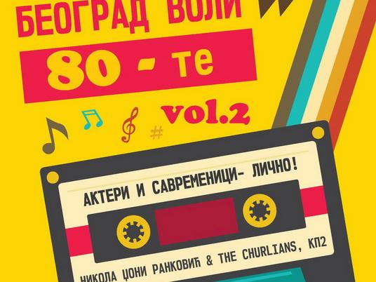 Kako je bilo 80-ih u Beogradu...