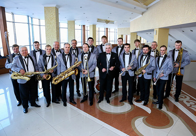 Kazahstanski džez u DOB-u