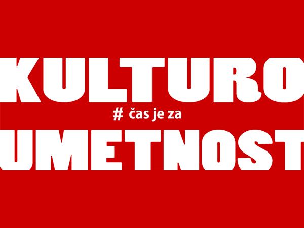 Podrška borbi slovenačke nezavisne scene za kulturu
