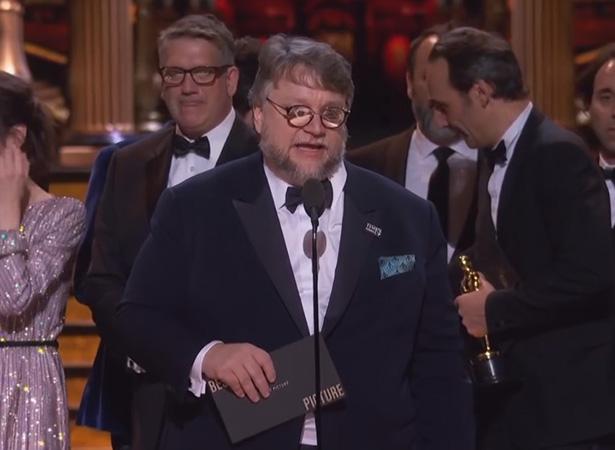 Trijumf Del Tora na dodeli Oskara