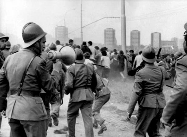 Sećanje na '68. u DKSG-u