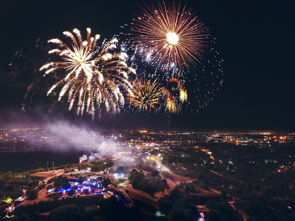 Četvorostruki Exit privukao 350.000 ljudi