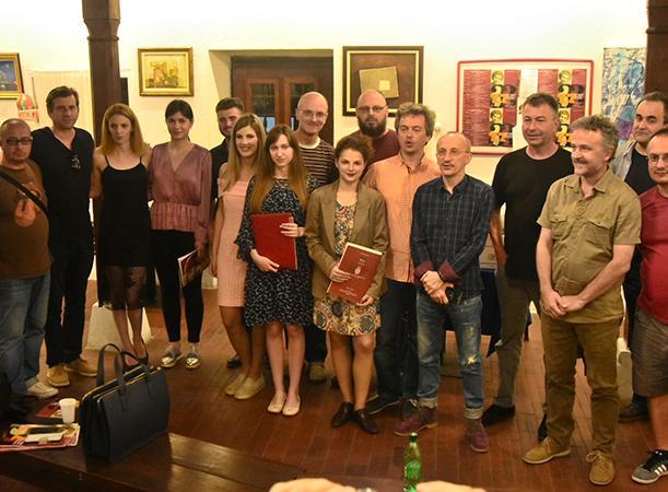 Nagrade 33. Festivala mladih pesnika