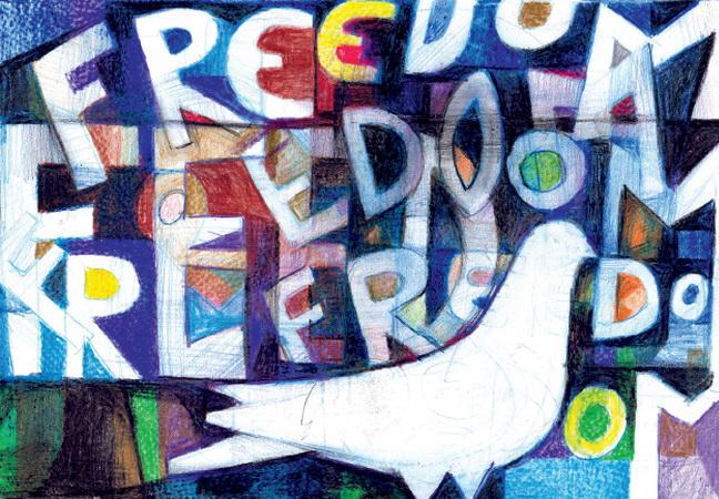 4. Freedom Art festival