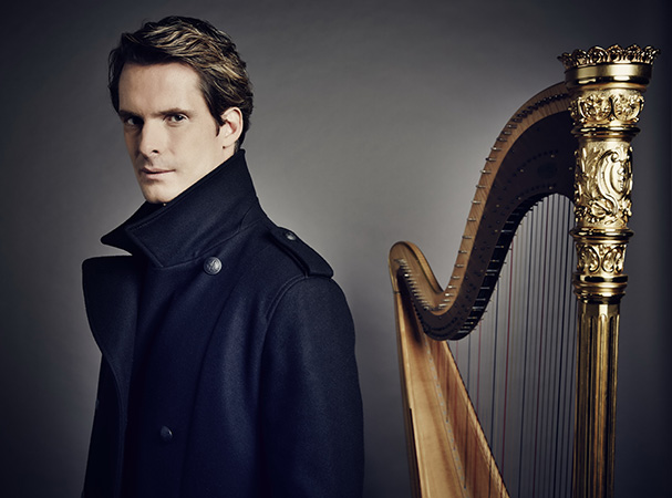 BGF i harfista Gzavije de Mestr