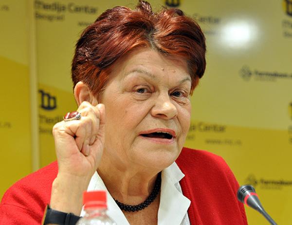 Preminula Isidora Sekulić