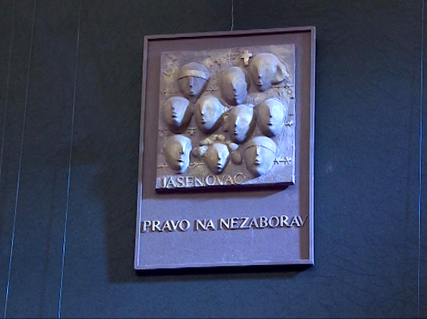 Sećanje na Jasenovac u UN