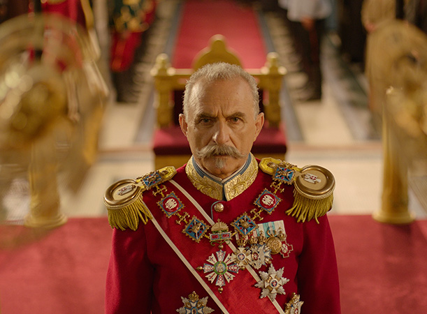 Kralj Petar Prvi - u slavu Srbije, uz pomoć predsednika