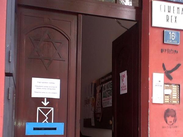 Oproštaj od Rexa u Jevrejskoj