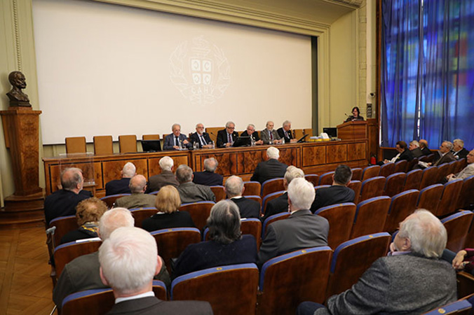 Novi članovi SANU, Kostić najavio ostavku
