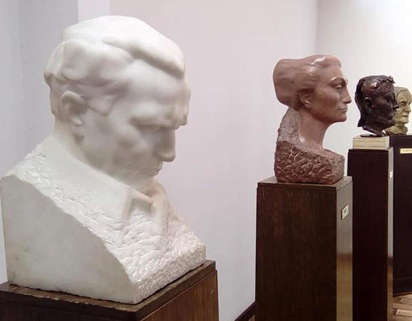 Skulptura u muzeju