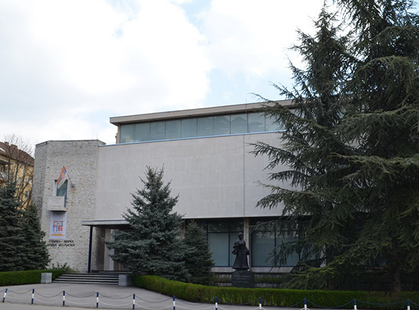 Nagrada Spomen-zbirke Beljanski Sofiji Milenković