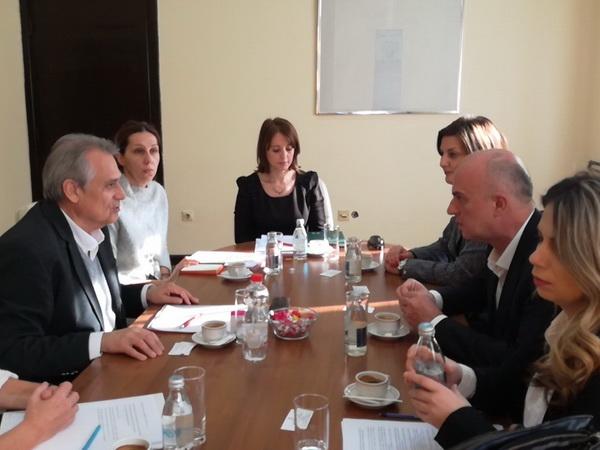 Srpsko-makedonska institucionalna saradnja